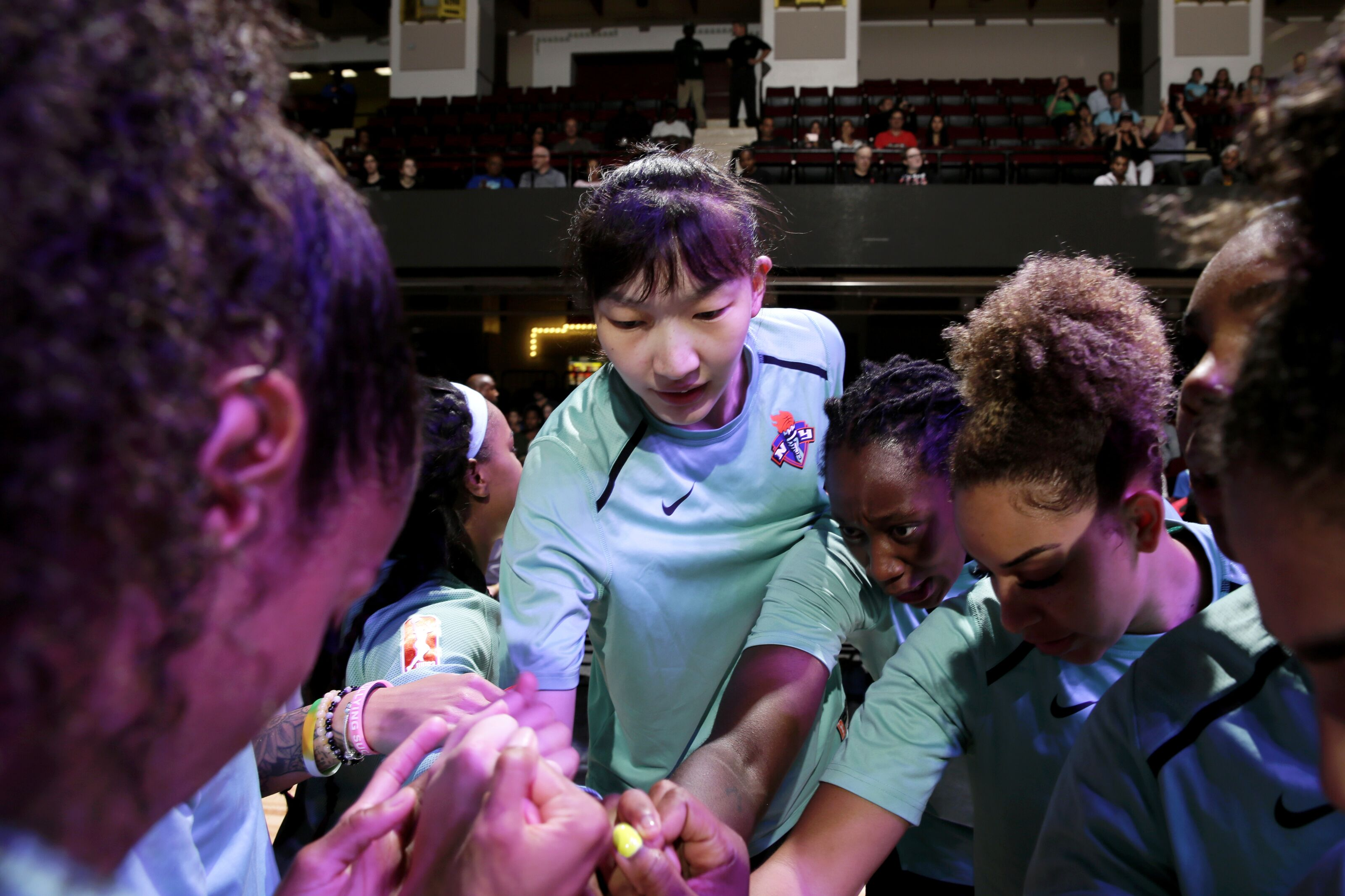 WNBA draft lottery set for Sept. 17 on ESPN2