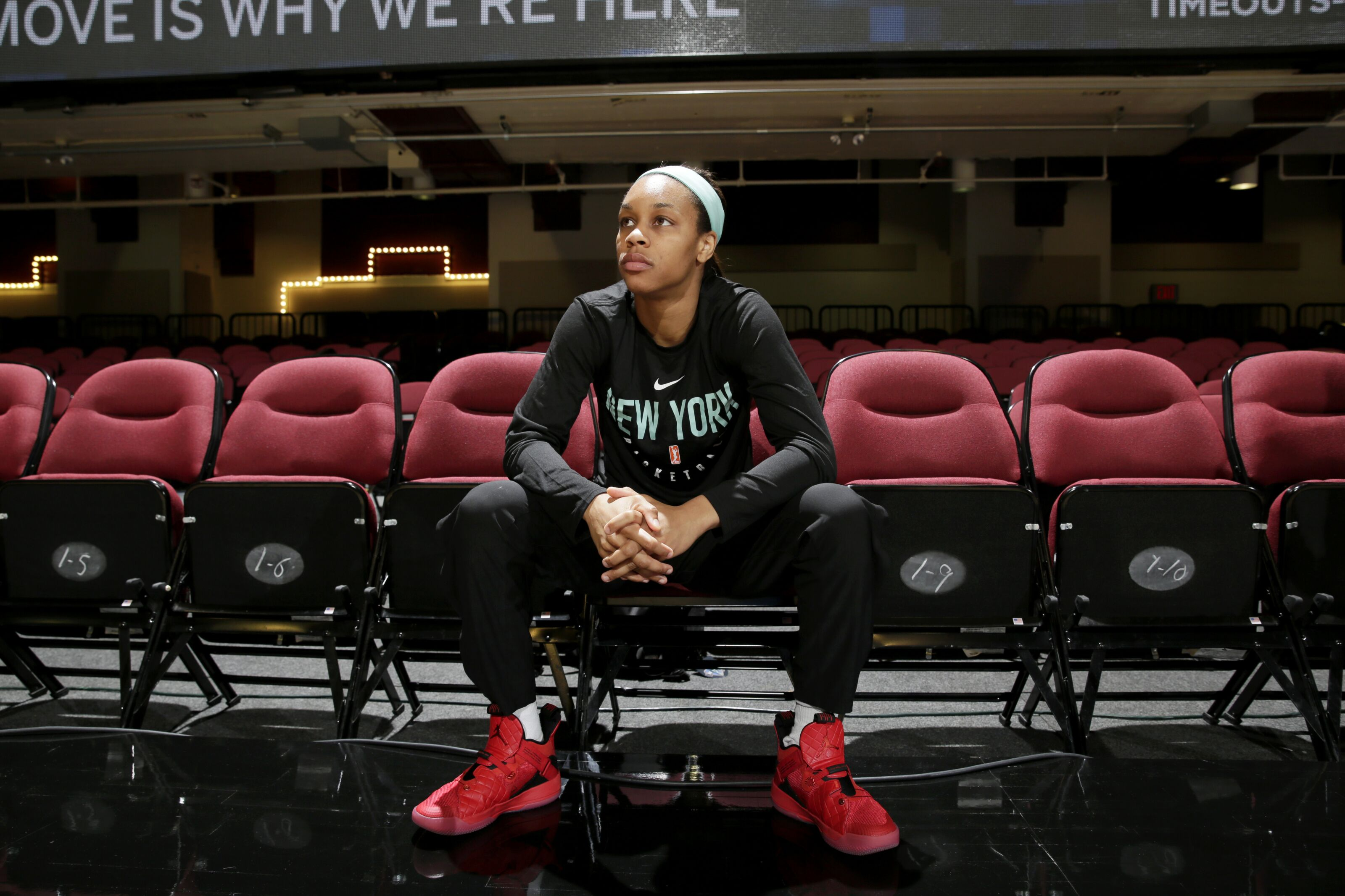 Asia Durr undergoes successful hip surgery in preparation for 2020 return