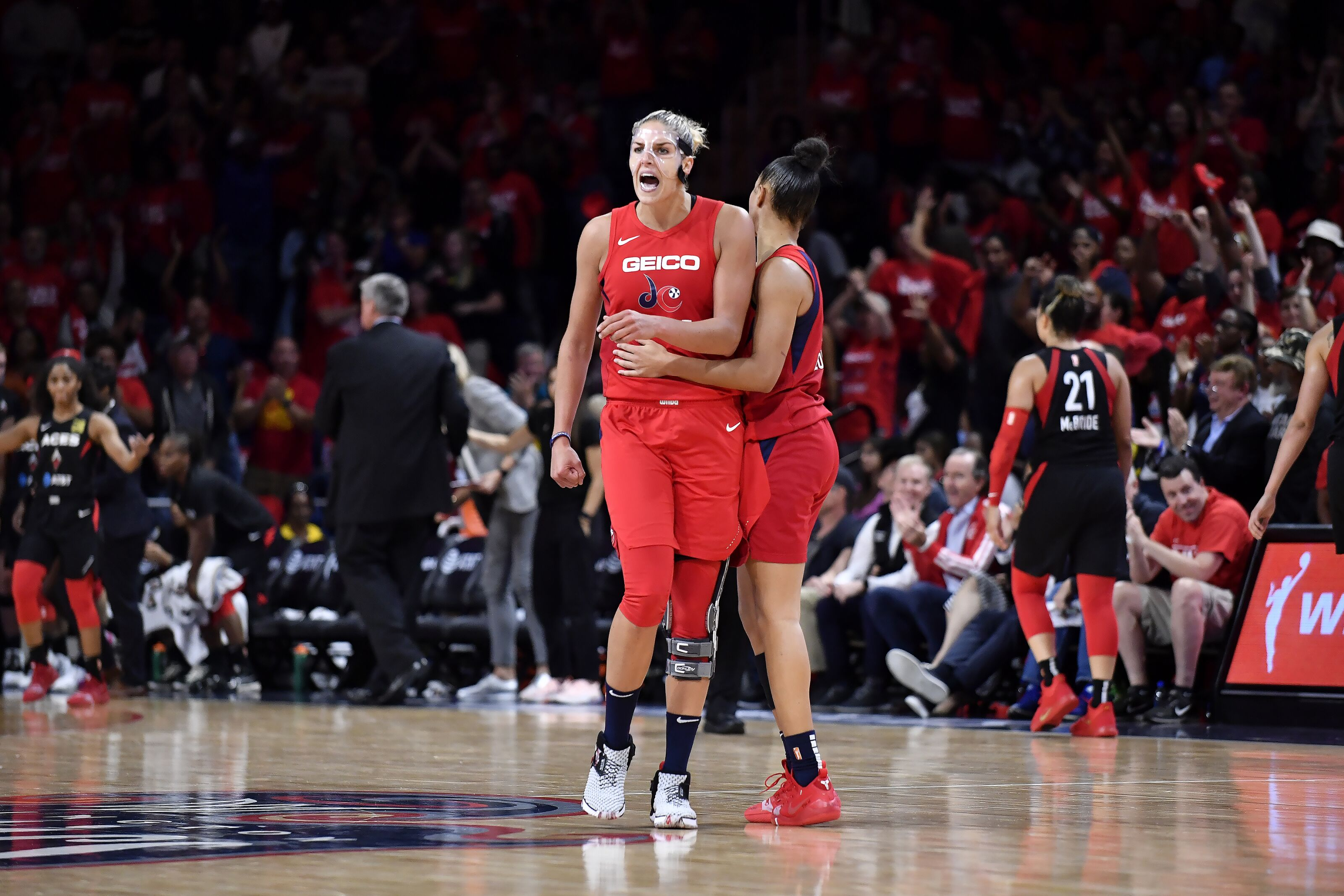 Takeaways: Mystics survive late Aces push in Game 1