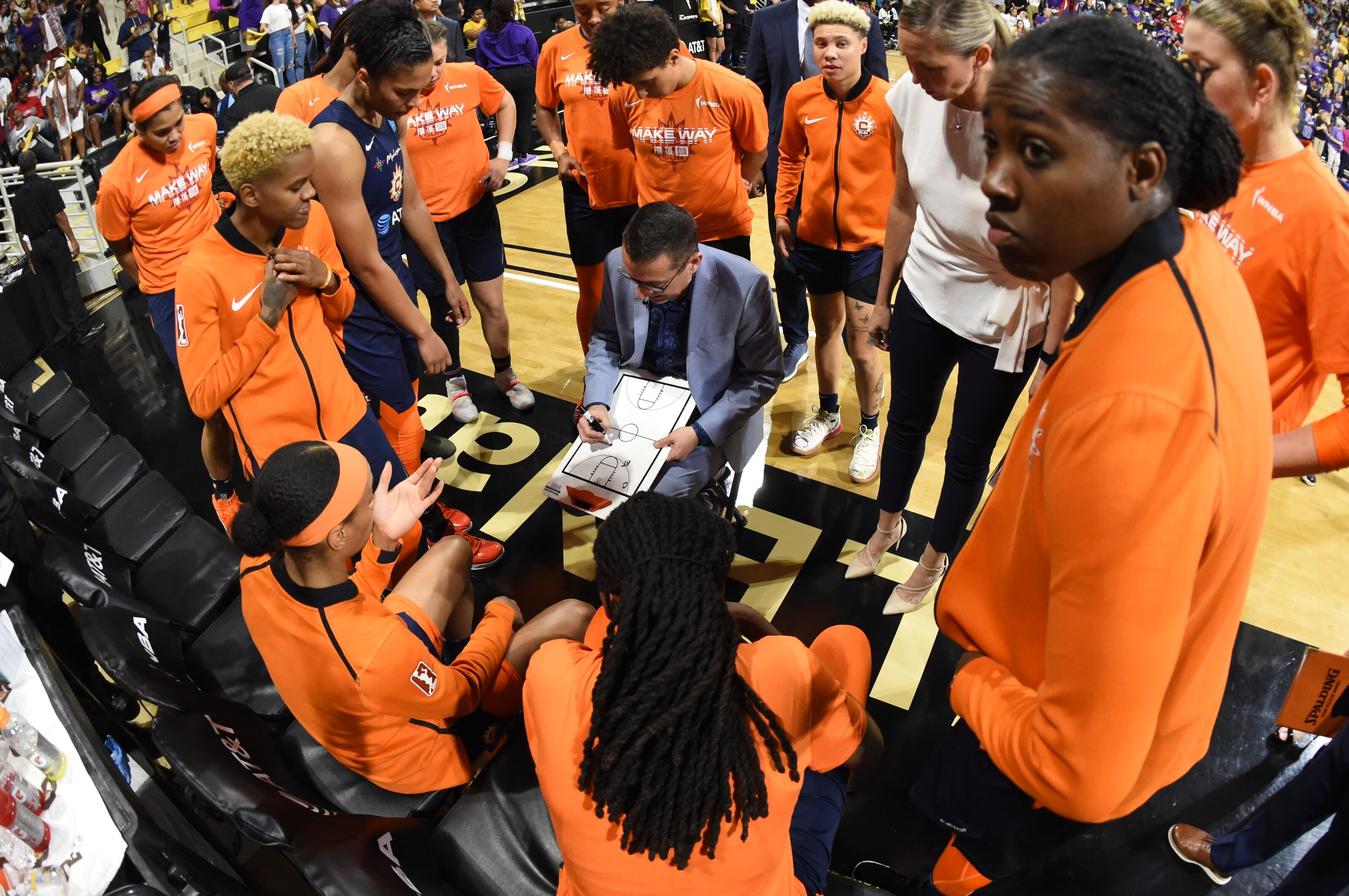 Two SEC players will compete in the 2019 WNBA Finals
