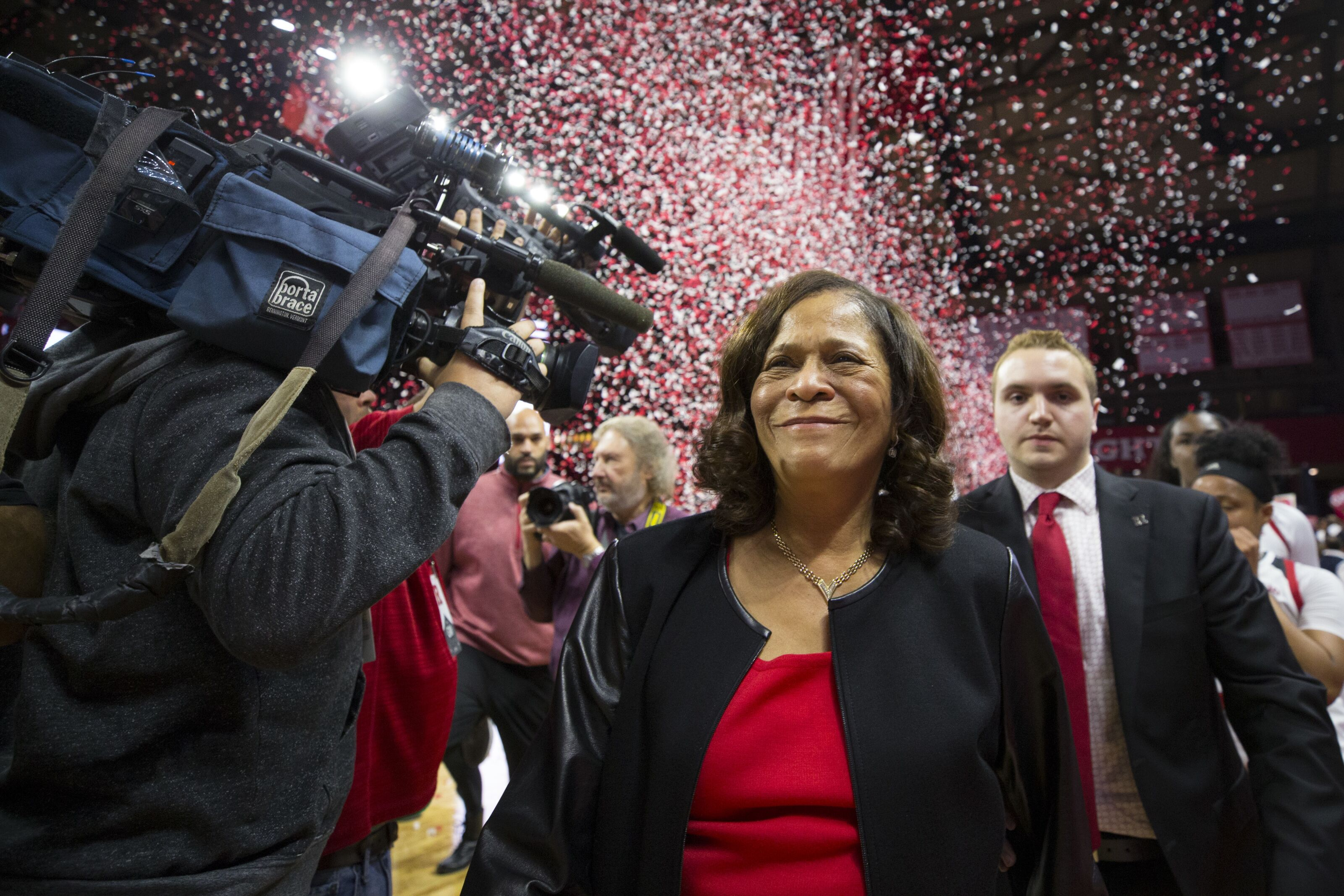 "C. Vivian Stringer named 2020 Wooden ""Legends of Coaching"" honoree"