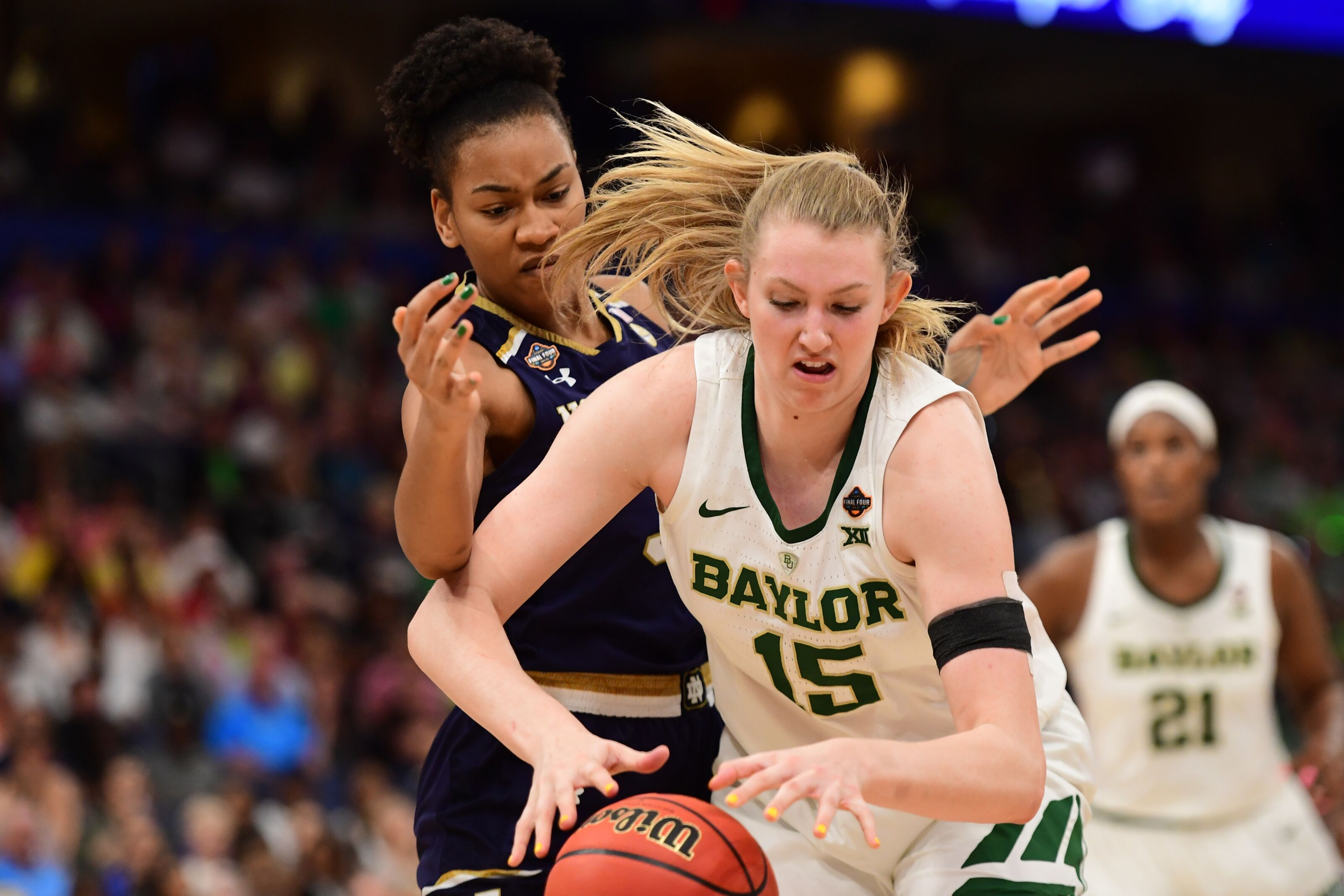 'It's just gonna be really fun': Cox sisters to face off in Baylor's Type 1 Diabetes Awareness Game