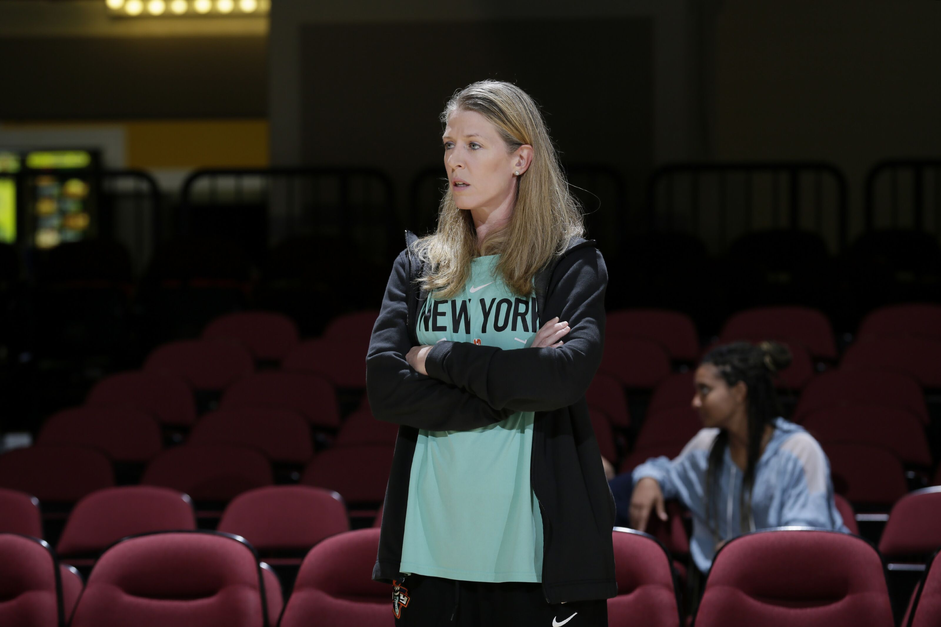 Katie Smith out as New York Liberty head coach