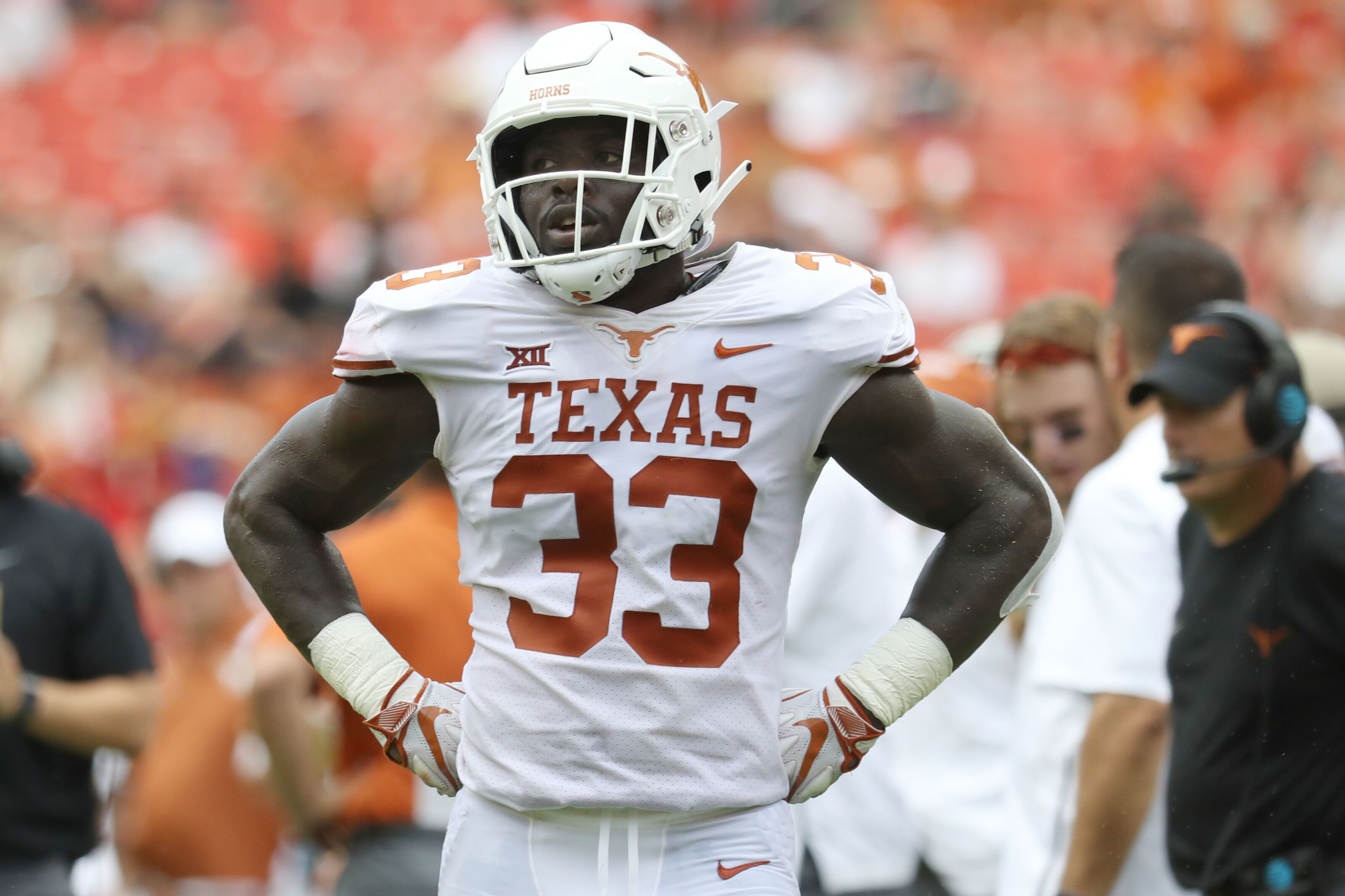 Texas Football: Can Gary Johnson continue to build confidence against TCU?