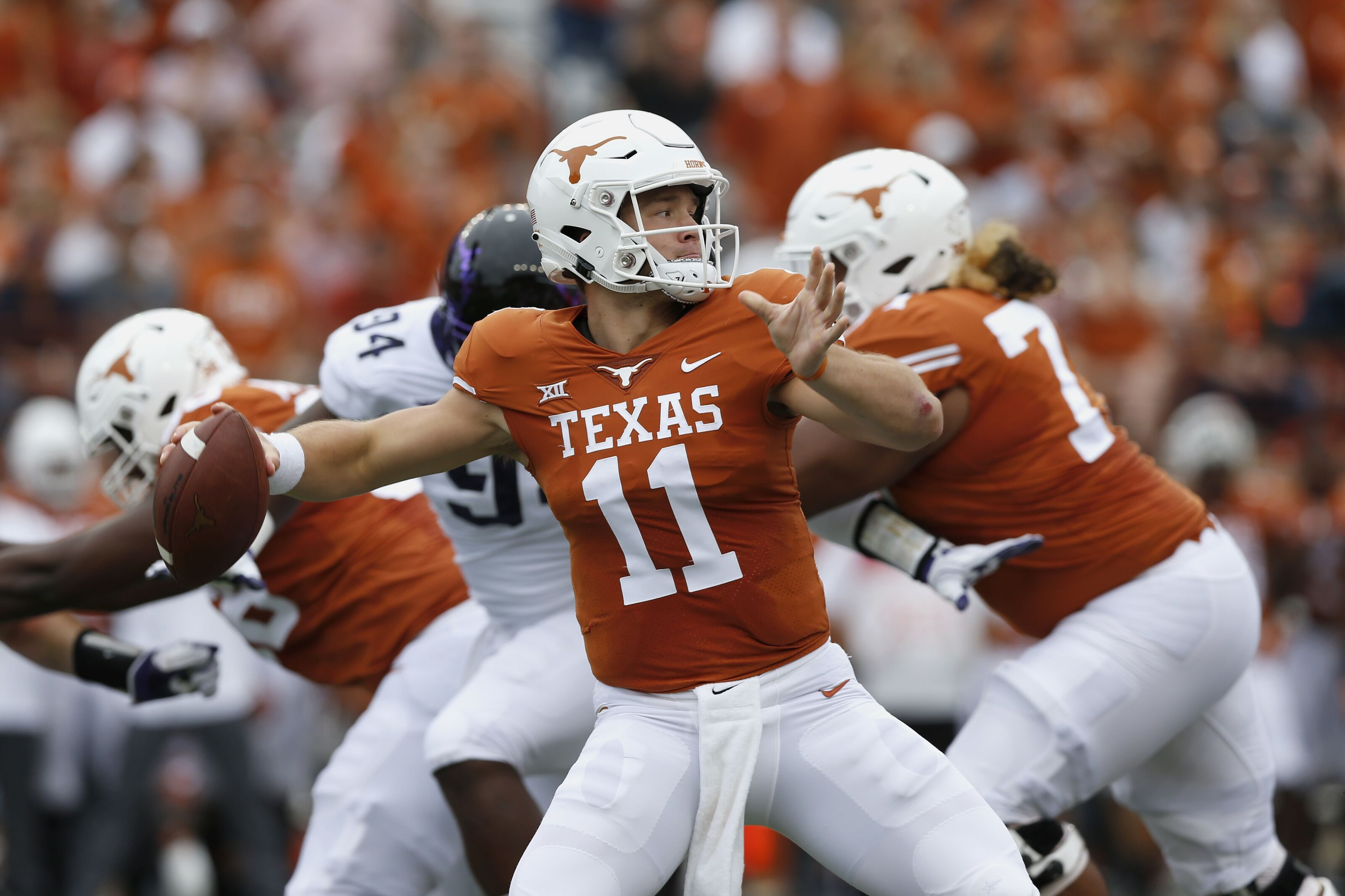 size 40 bd670 2f5e1 Texas Football: Where Sports Illustrated ranked Longhorns in ...