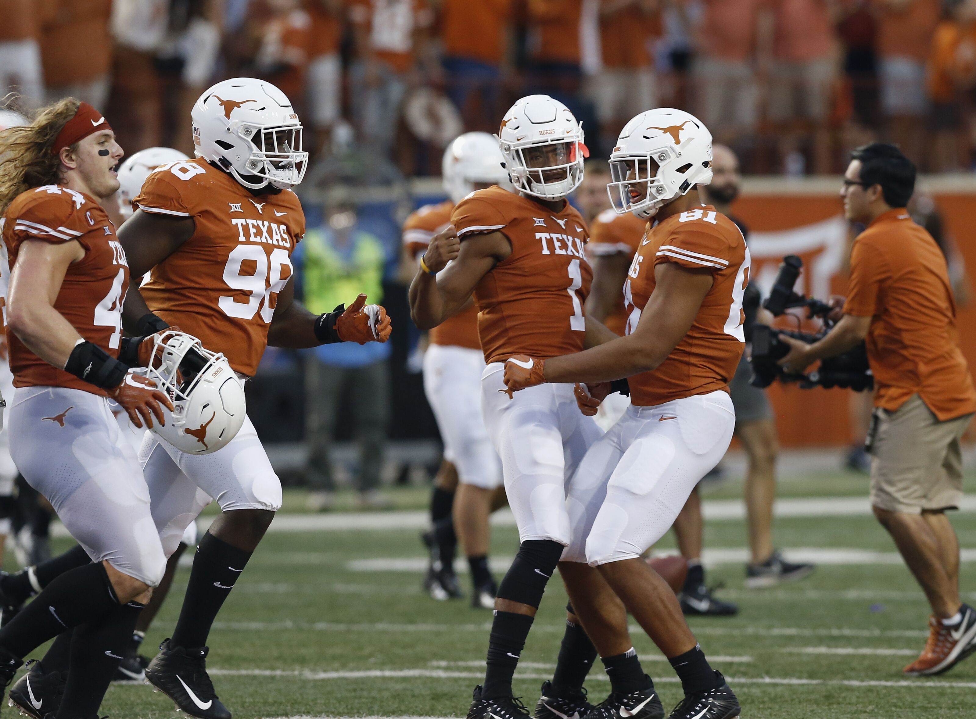 Texas Football: Why the Longhorn defense will stand stout this weekend