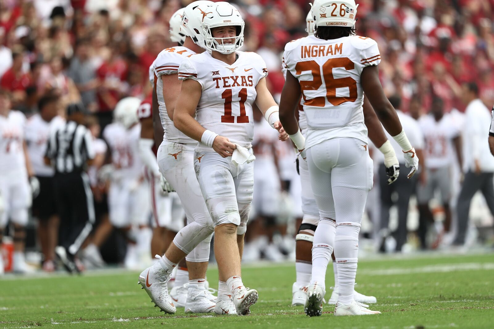 Texas Football 3 Reasons The Longhorns Have Officially Turned Corner