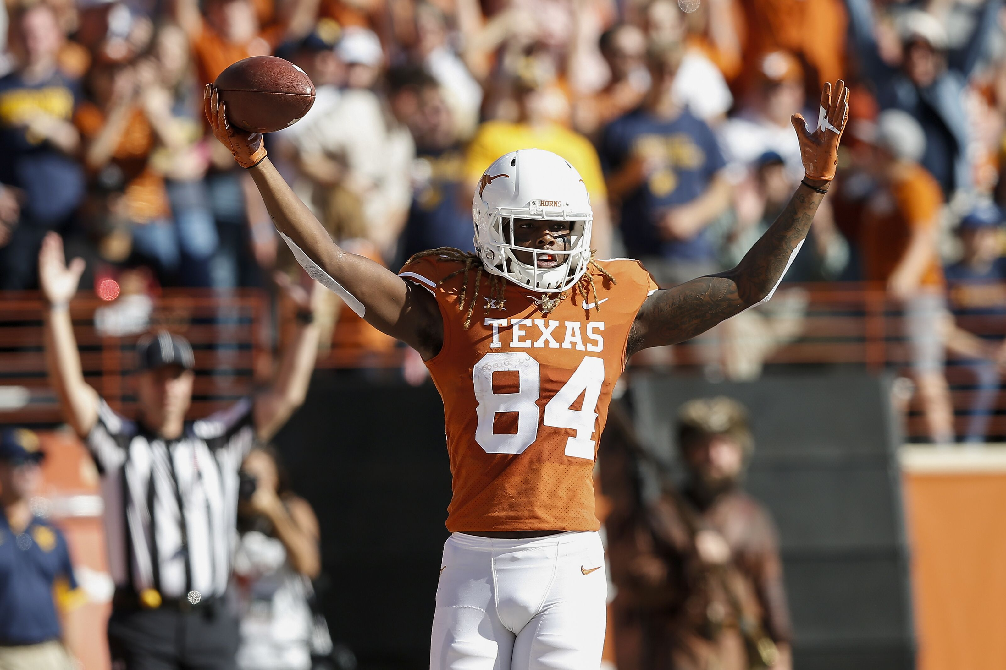 b25c0656f Texas Football  Which 2019 NFL Draft Longhorns prospects will declare early
