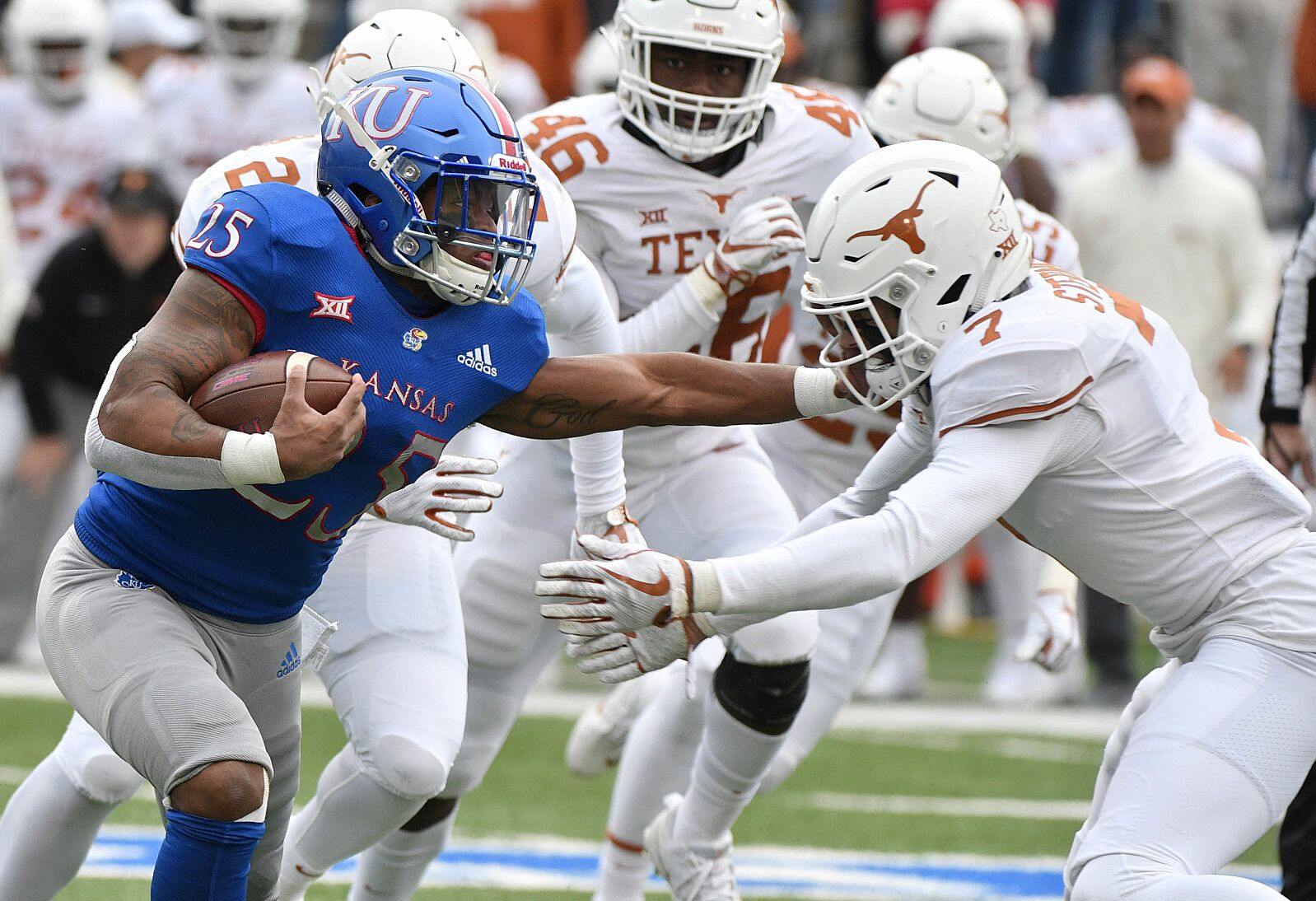 Texas Football 5 Longhorns Thoughts Post Junior Day 2019