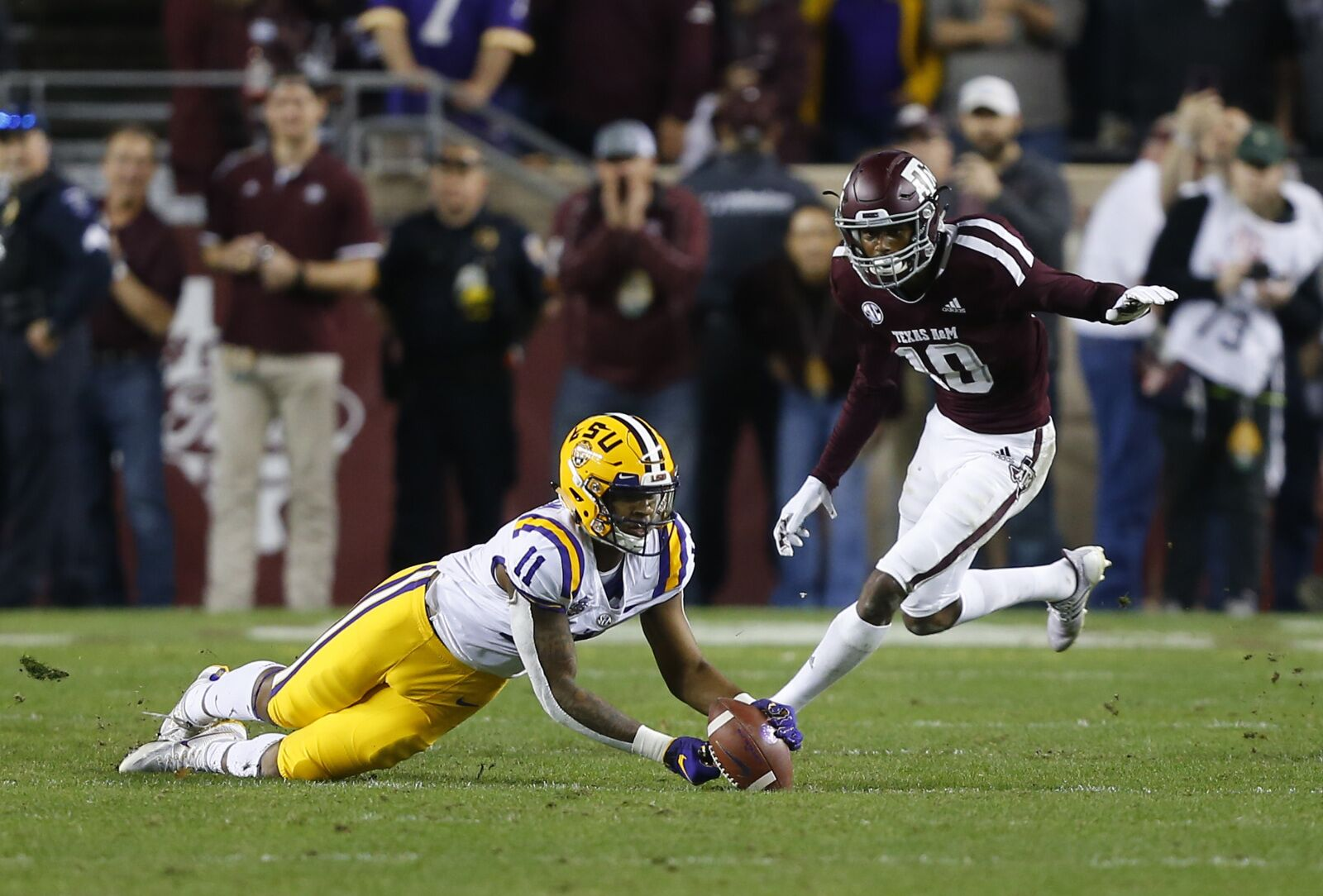 Texas Football: What can be learned from Texas A&M's win over LSU