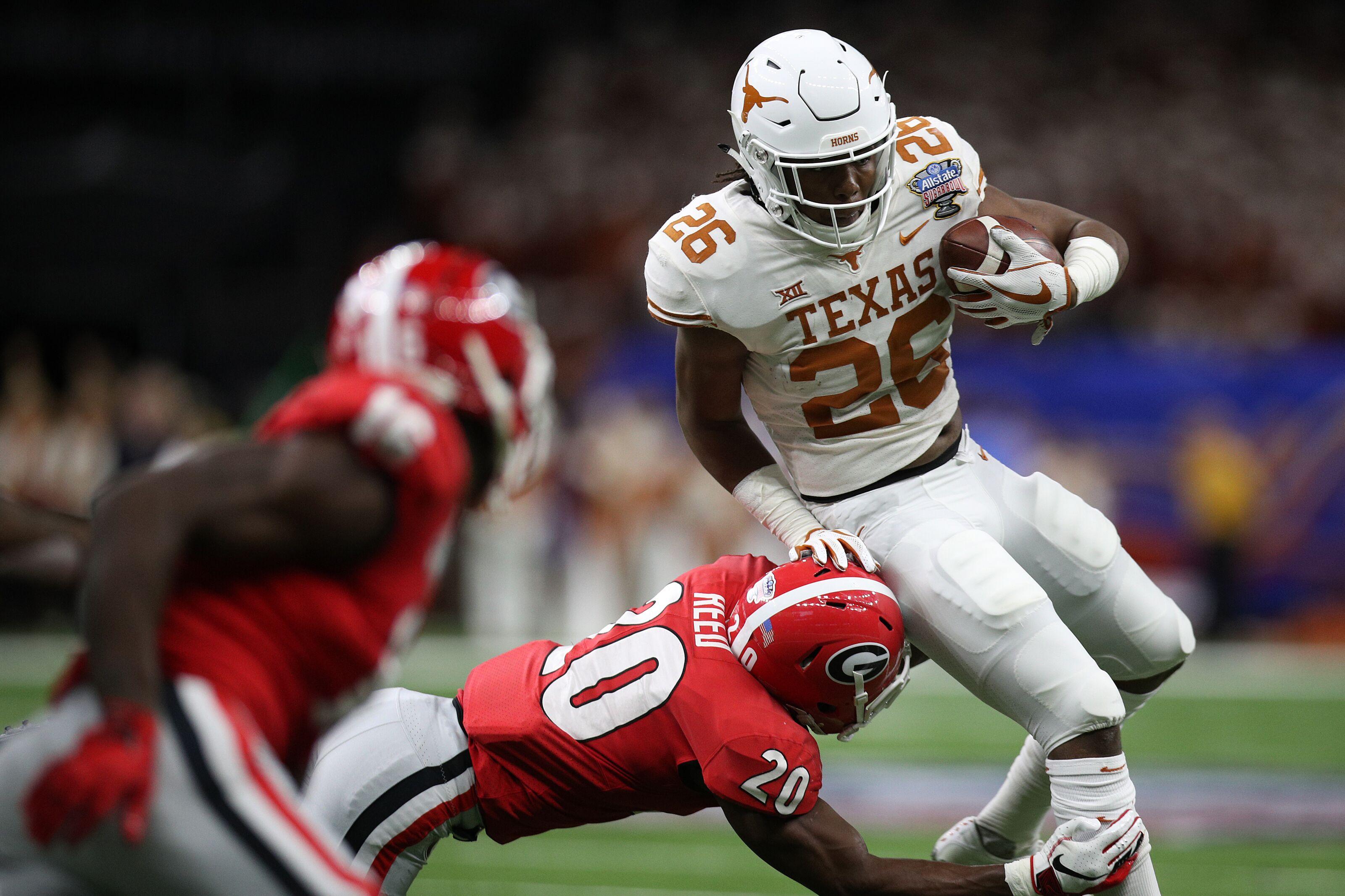 Texas Football: Keaontay Ingram makes Doak Walker Award Watch List