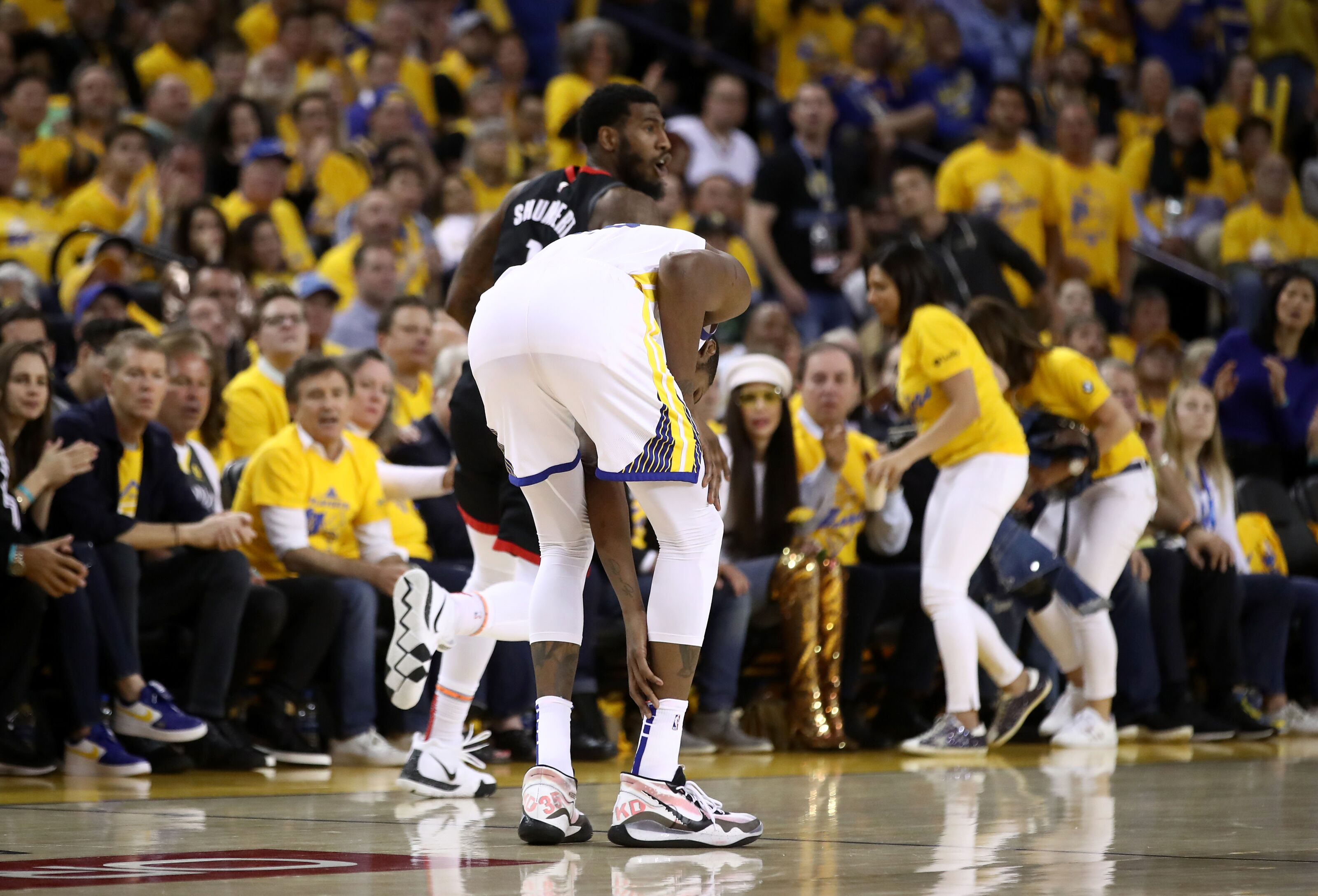 828235ba7 Kevin Durant possibly missing