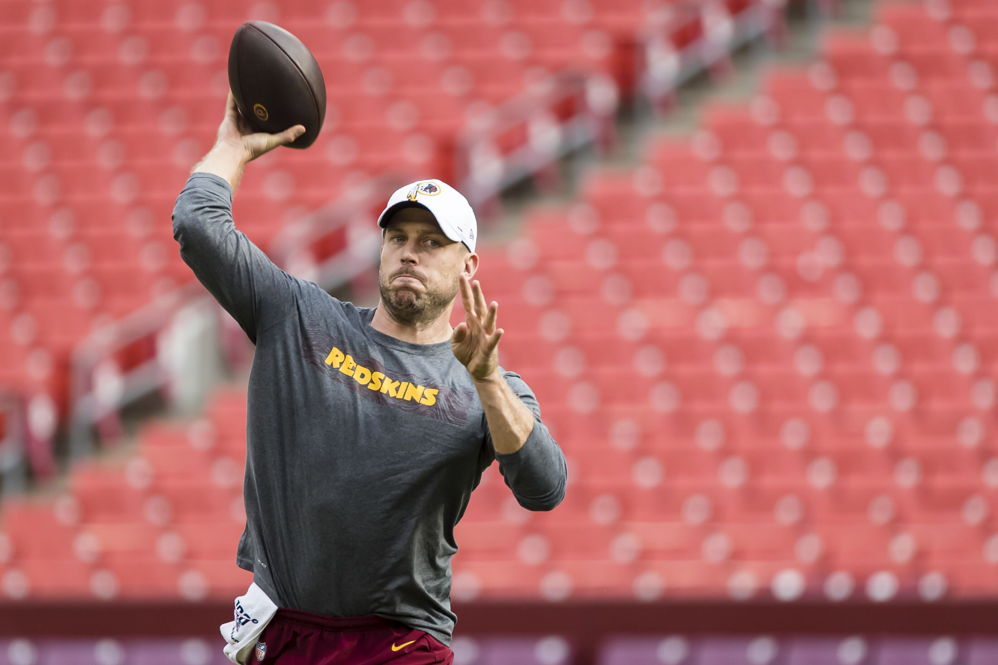 Case Keenum named Washington Redskins starter over Colt McCoy