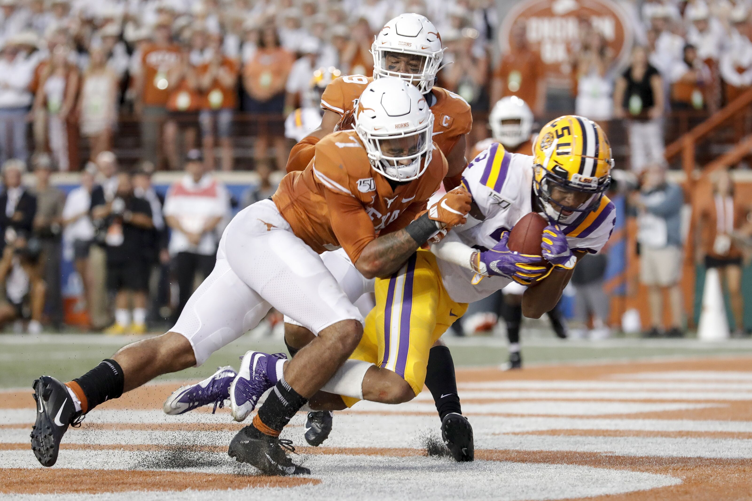 Texas Football: Longhorns injury update after Red River loss