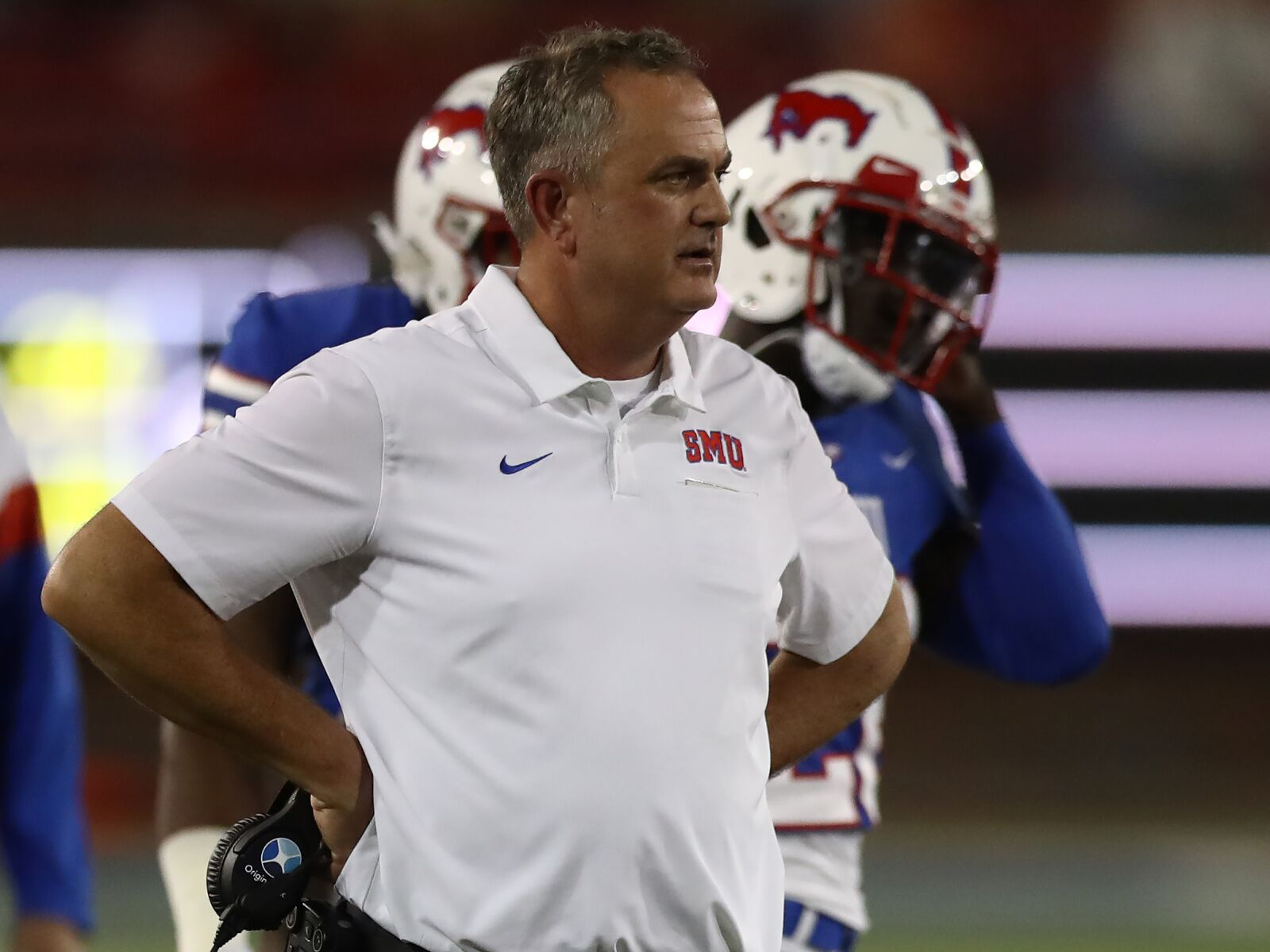 Texas Football: Ra'Shaad Samples staying as assistant at SMU