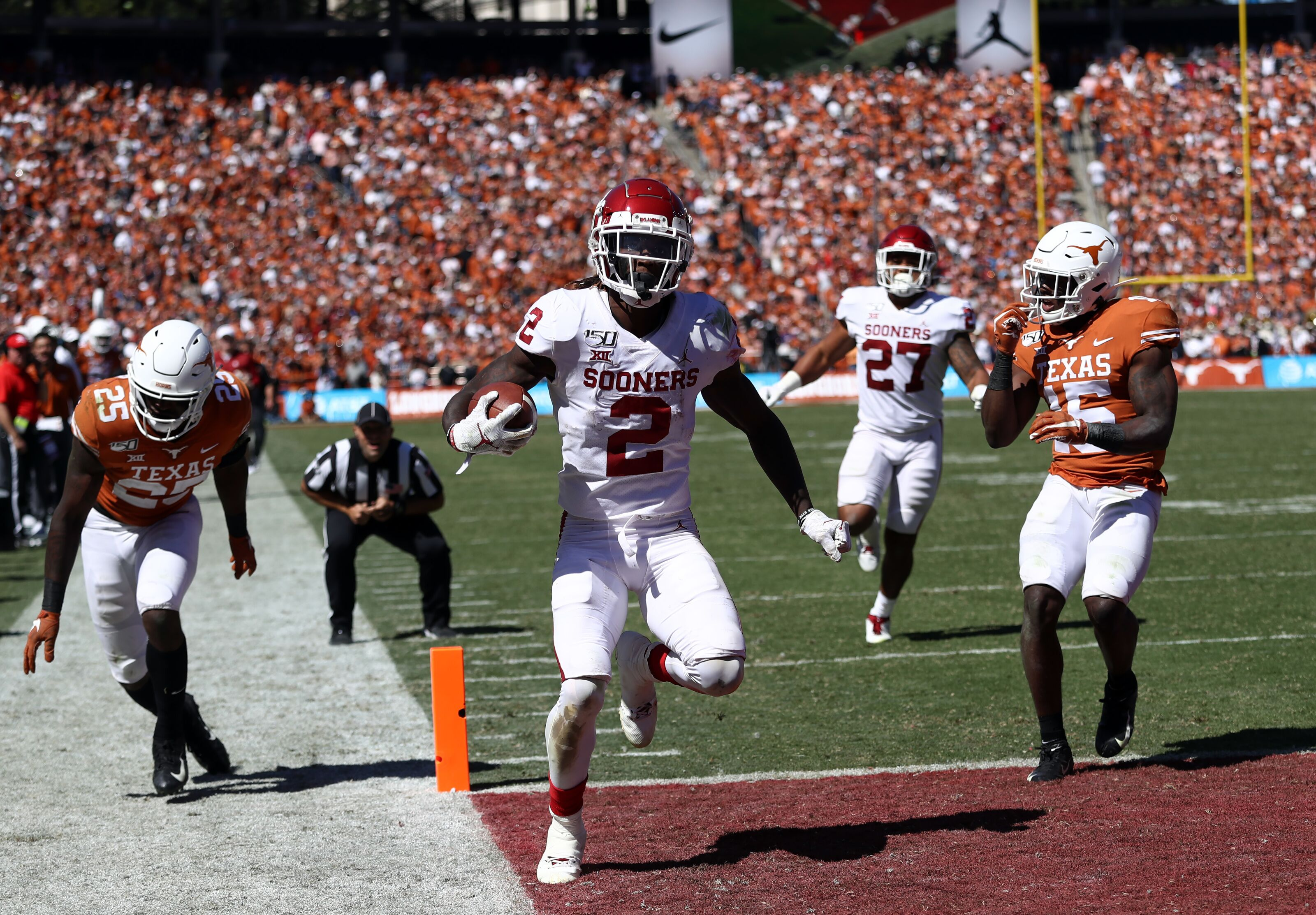 Texas Football: What the loss to OU truly means for the Longhorns