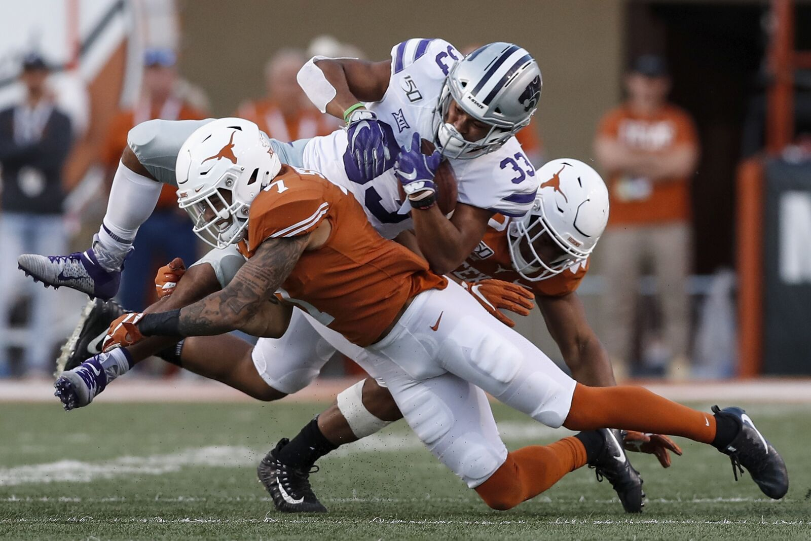 Texas Football: Sophomore LB Ayodele Adeoye to miss spring camp