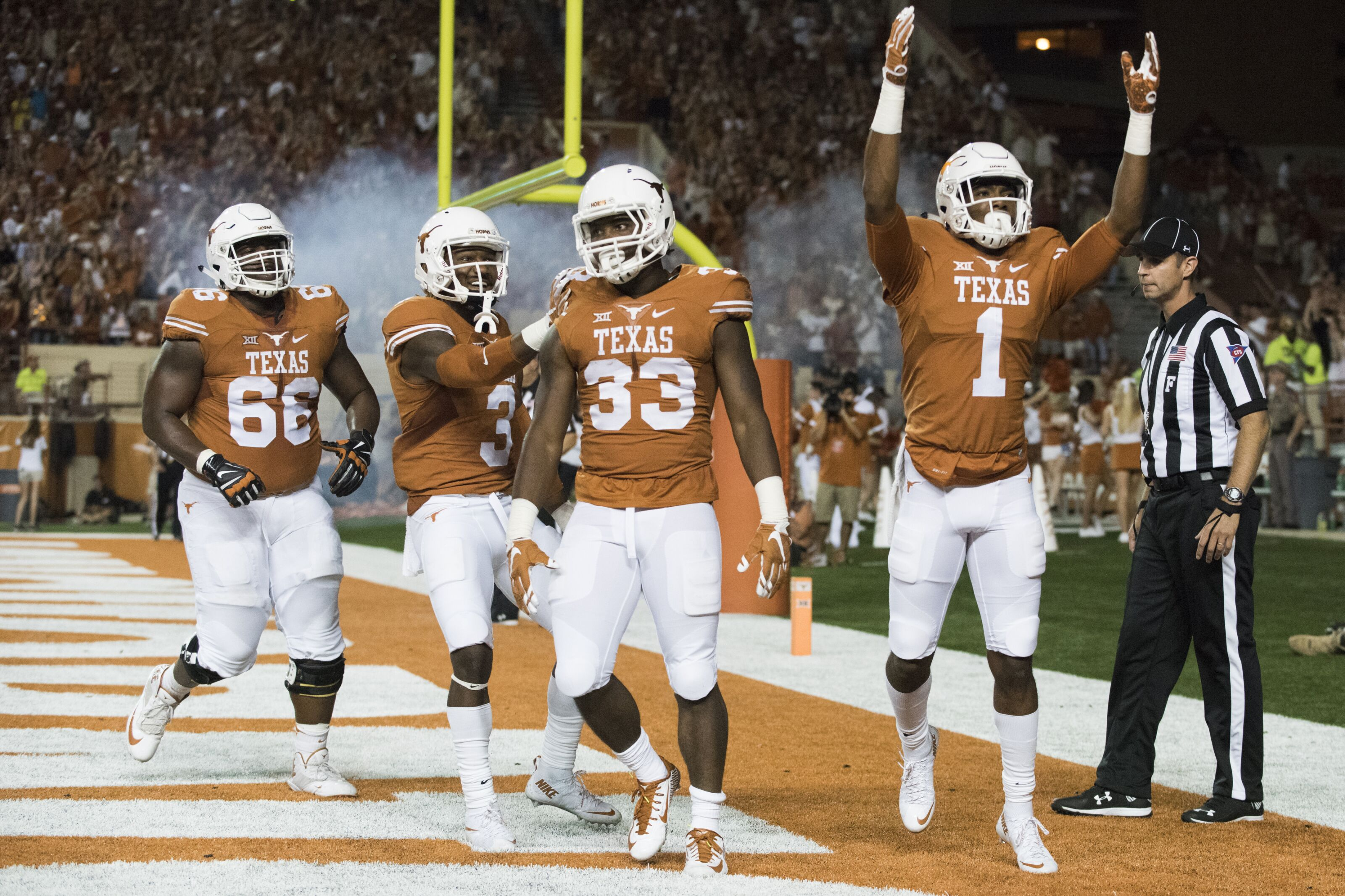 Texas Football: 5 key targets closing commitment decisions