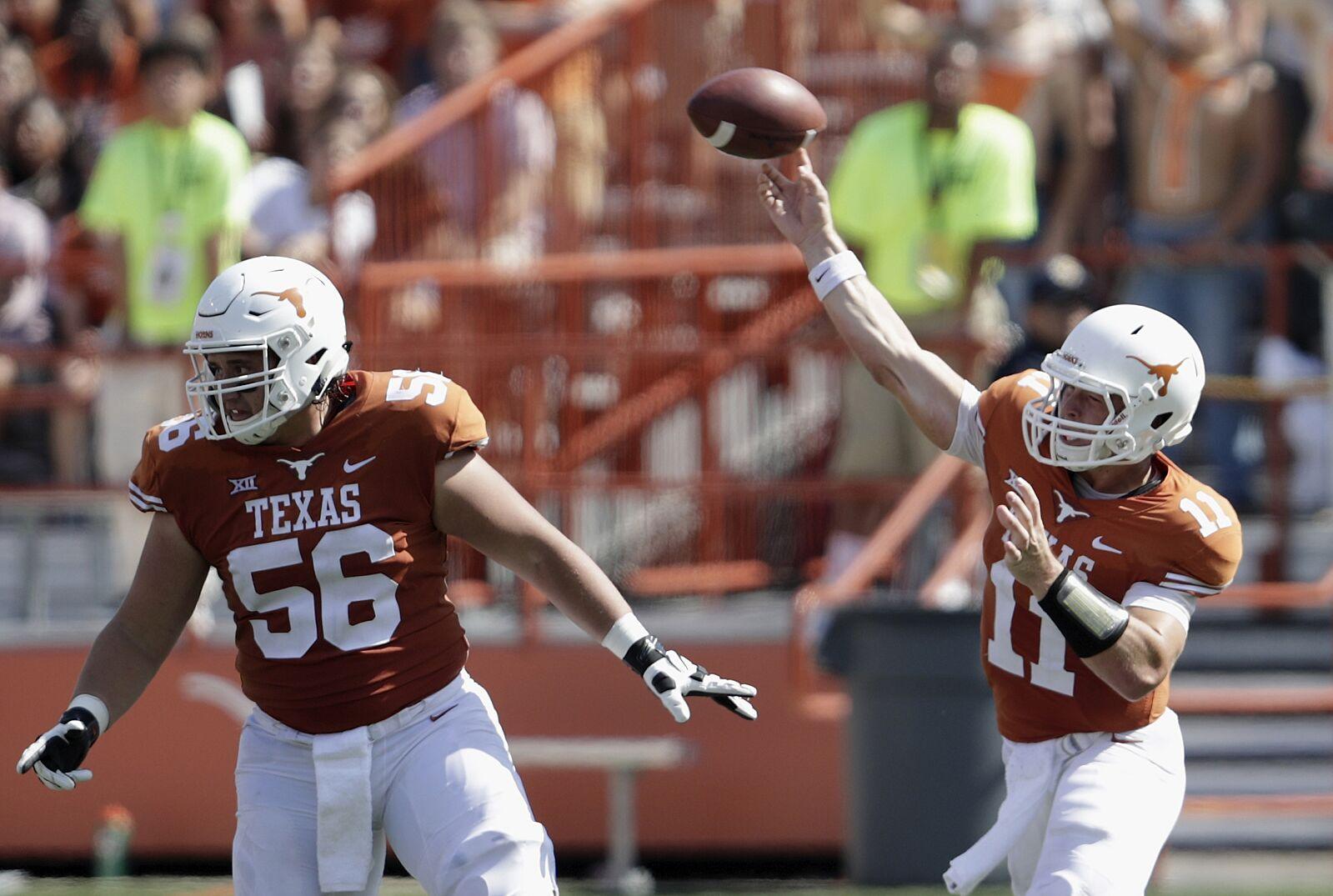 texas longhorns nfl draft 2020