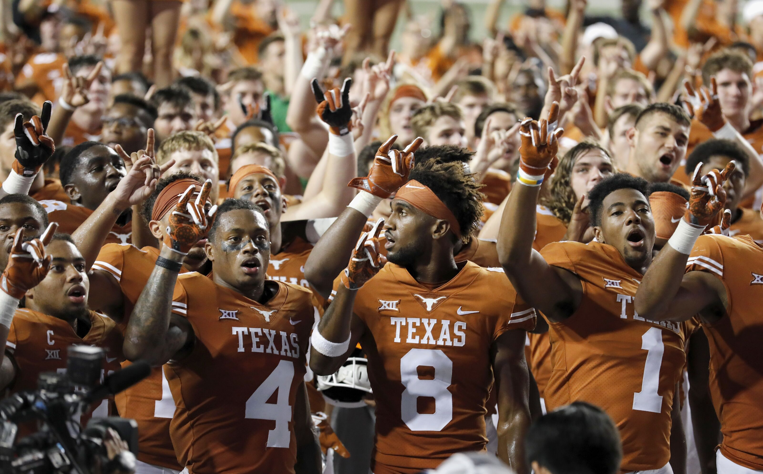 Texas Football Recruiting 3 2019 Commits That Take Longhorns To