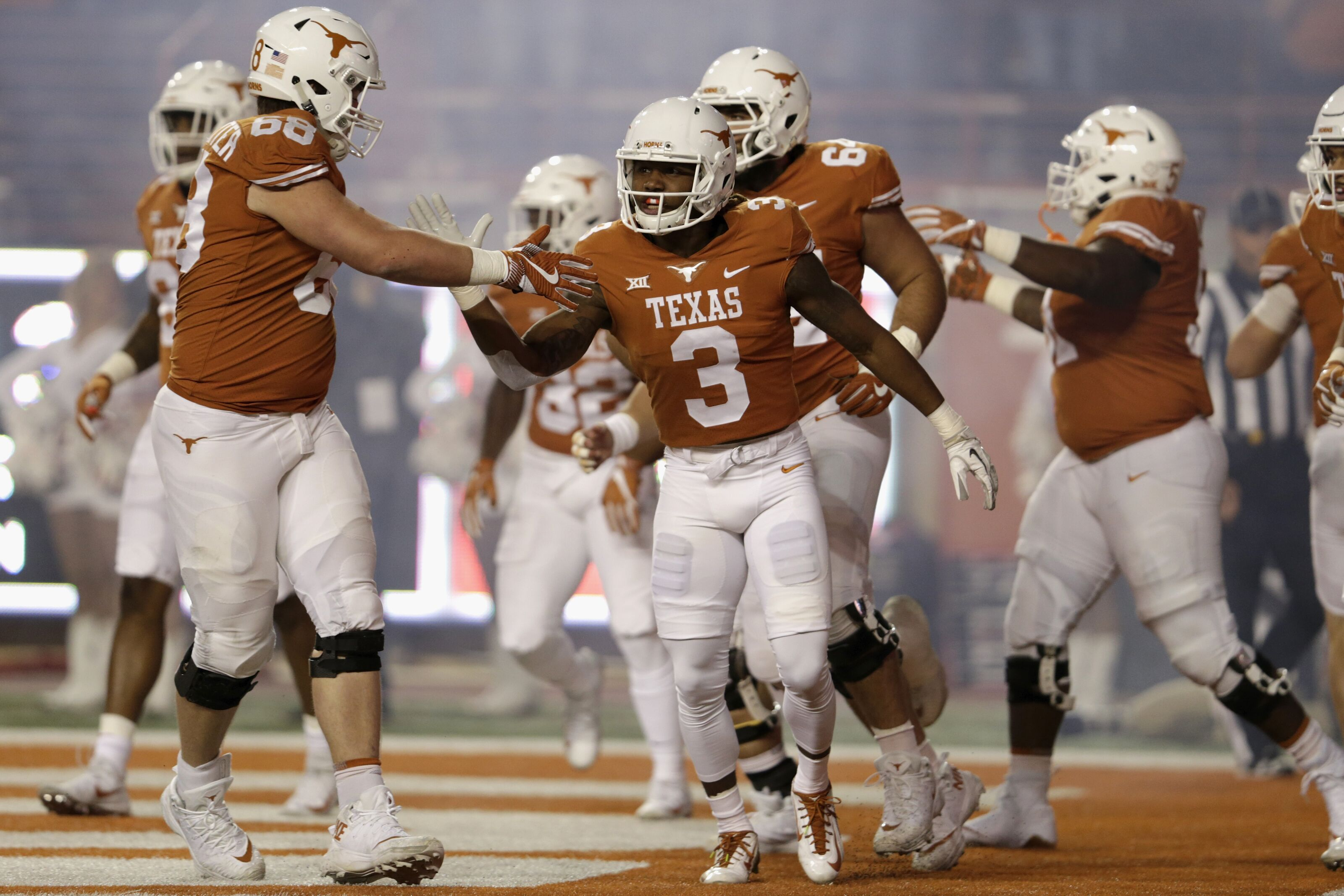 Texas Longhorns Football: News, Recruiting & Rumors