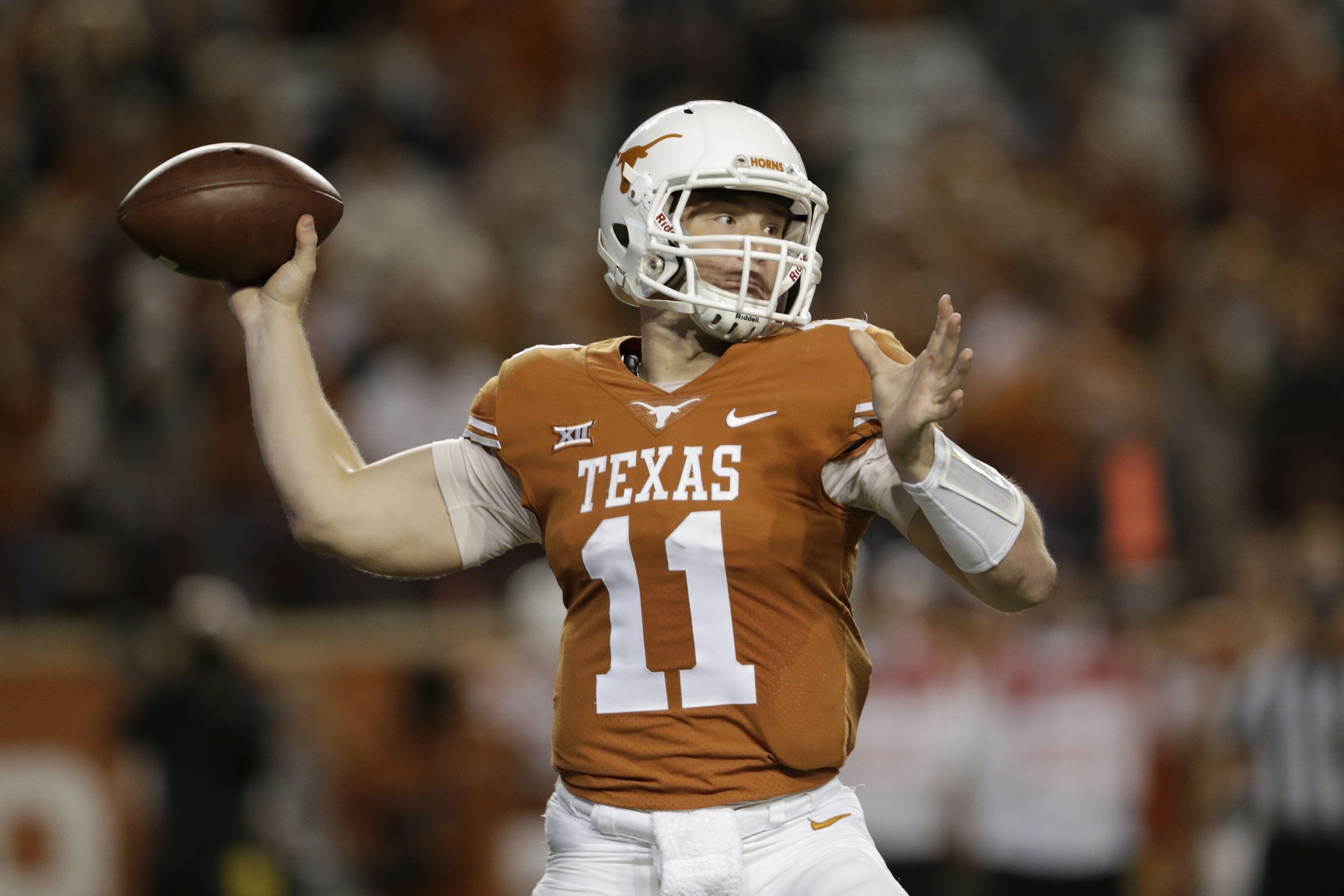 Texas Football 3 Keys To Sam Ehlinger Winning The Starting Qb