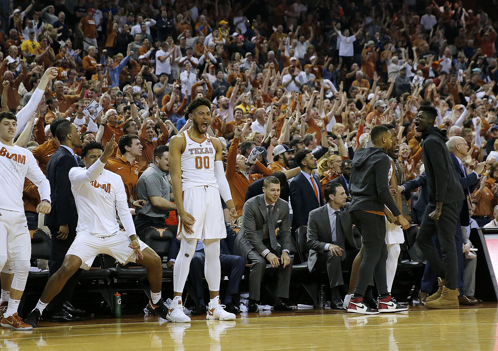 texas basketball: 3 best non-conference games to watch for the