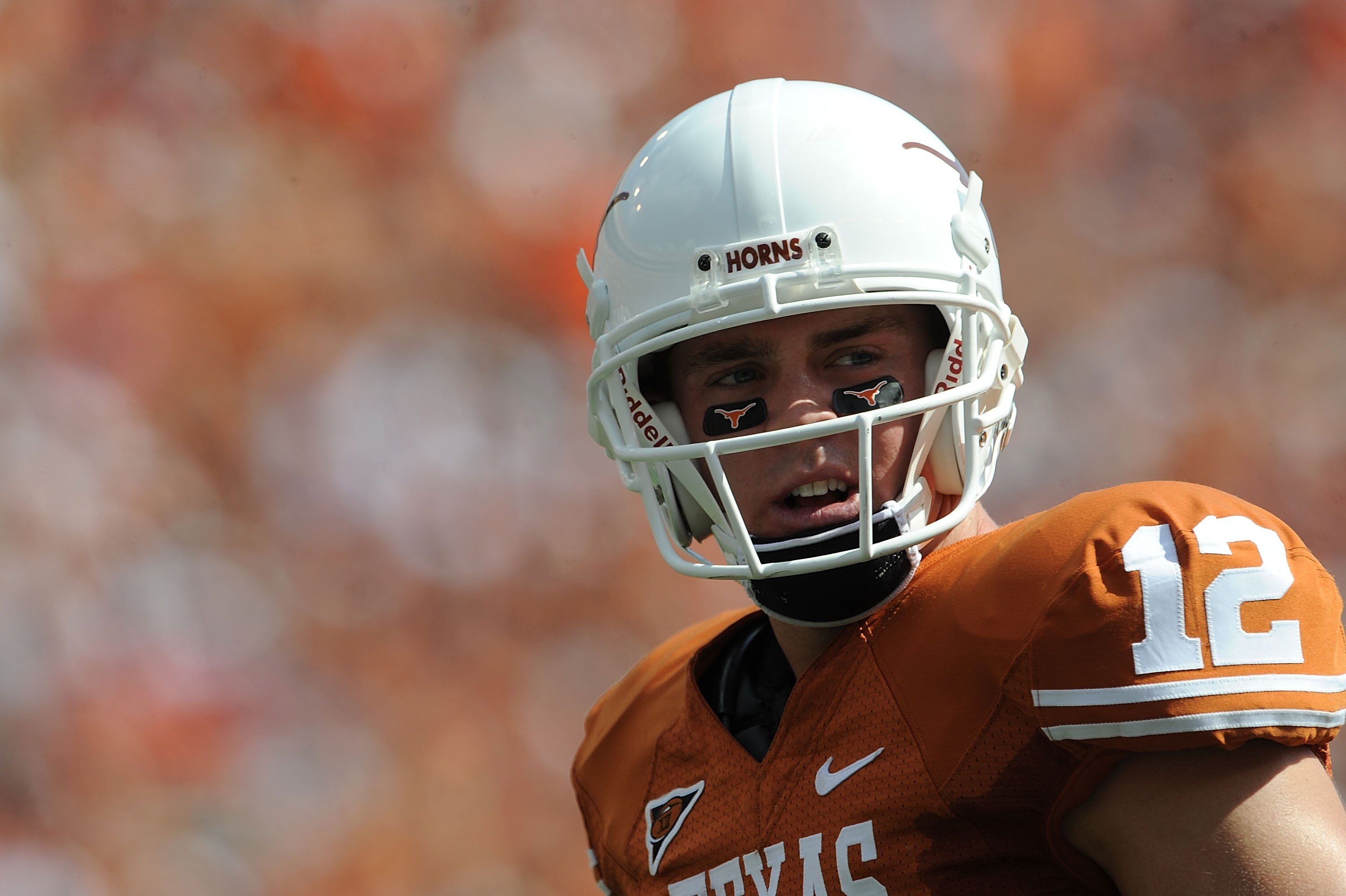 Of All The Great Quarterbacks To Ever Play For Texas Longhorns These 15 Are Best Have Stepped Foot In DKR Memorial Stadium