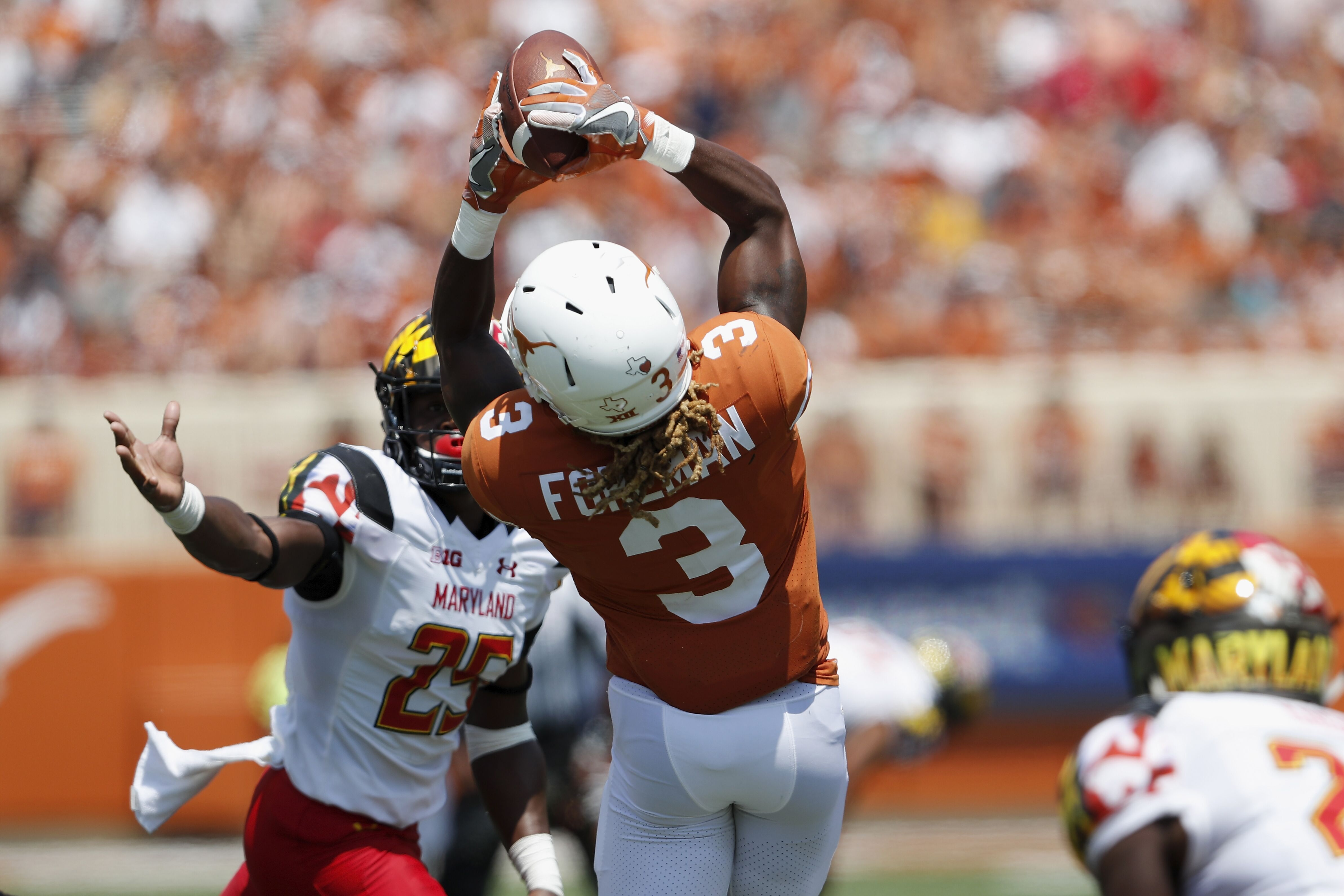Texas Football 5 Longhorns Seniors To Watch In 2017