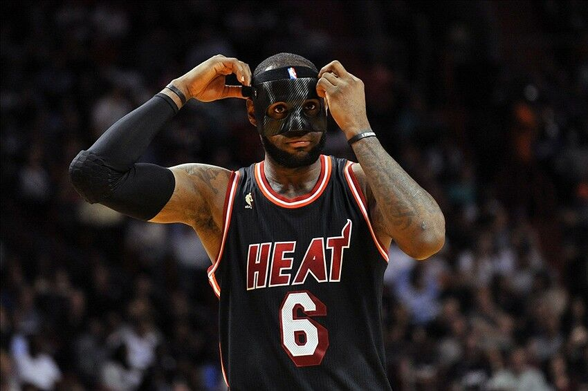 bd86d21a5fb LeBron James Right On Kevin Durant s Heels In MVP Race