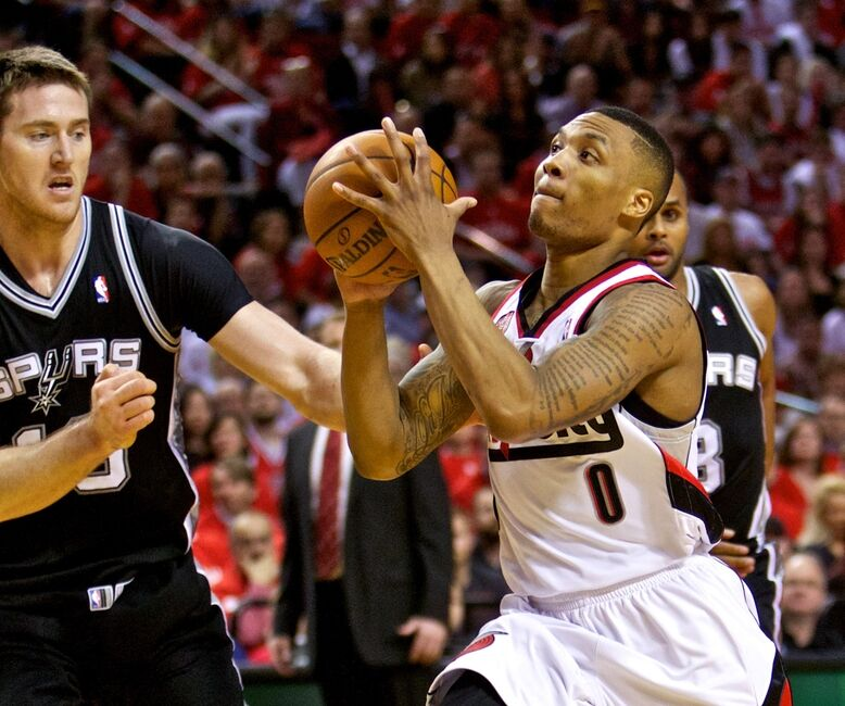 Portland Blazers Last Game: Damian Lillard: Team USA Day 1 Notes