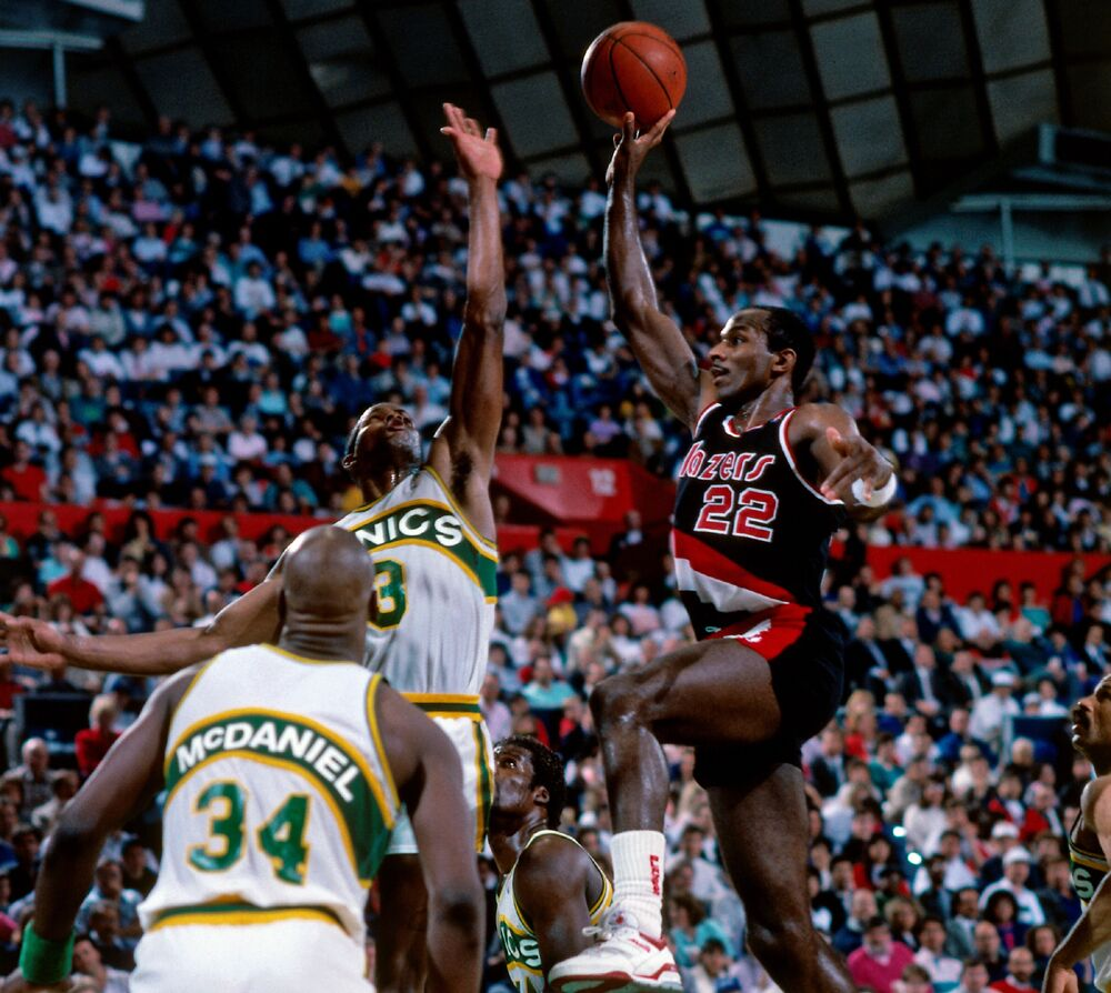 Portland Trail Blazers Espn Nba: Portland Trail Blazers: Best By Position Of The Modern Era