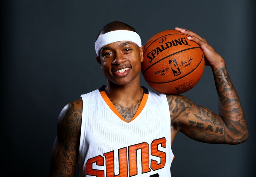 new style cfb61 d16ca Phoenix Suns Report: Isaiah Thomas Wants To Start