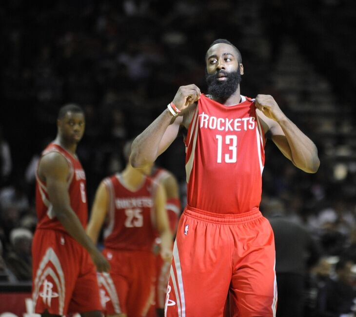 James Harden Free Agency: James Harden: GMs Say He's NBA's Best Shooting Guard