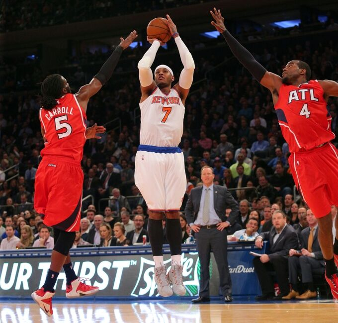 New York Knicks: Why Carmelo Anthony Is Struggling