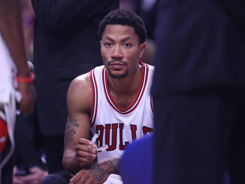 08c9467a12f Derrick Rose Injury News  Ankles Remain An Issue