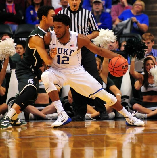 Nuggets Vs Rockets 2014: Los Angeles Lakers: Justise Winslow On The Draft Board?