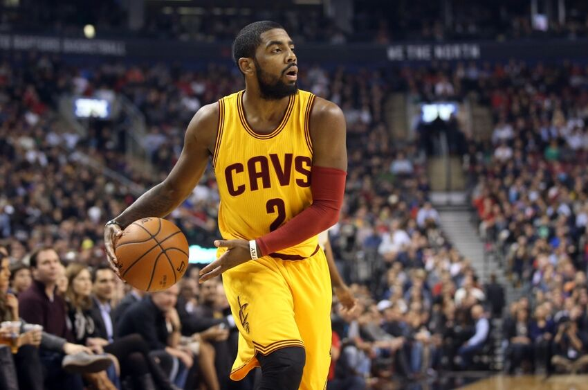 f9bb13b8018d Cleveland Cavaliers  Irving Named USAB Male Athlete of Year
