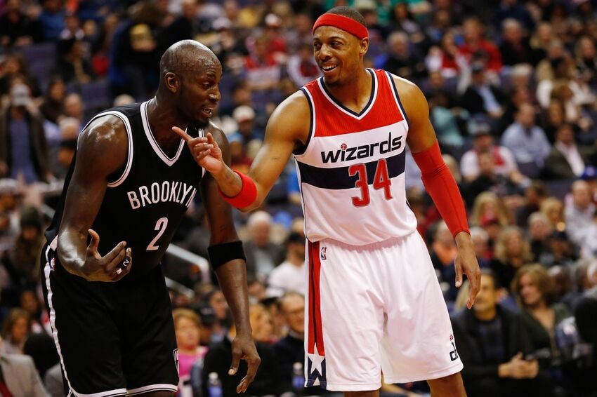 huge discount 75425 b2d44 Paul Pierce vs. Kevin Garnett On NBA All-Time Scoring List