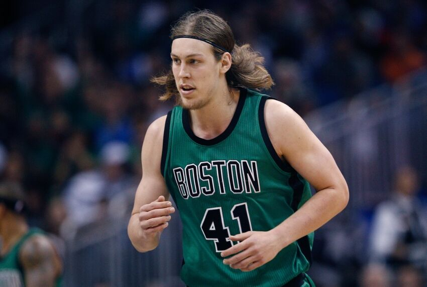Boston Celtics  Kelly Olynyk Is Having A Stellar December 28d6279c1