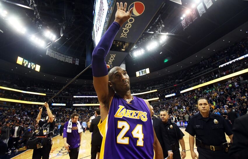 a5603a1be6e Los Angeles Lakers  Kobe Bryant Deserves An All-Star Spot
