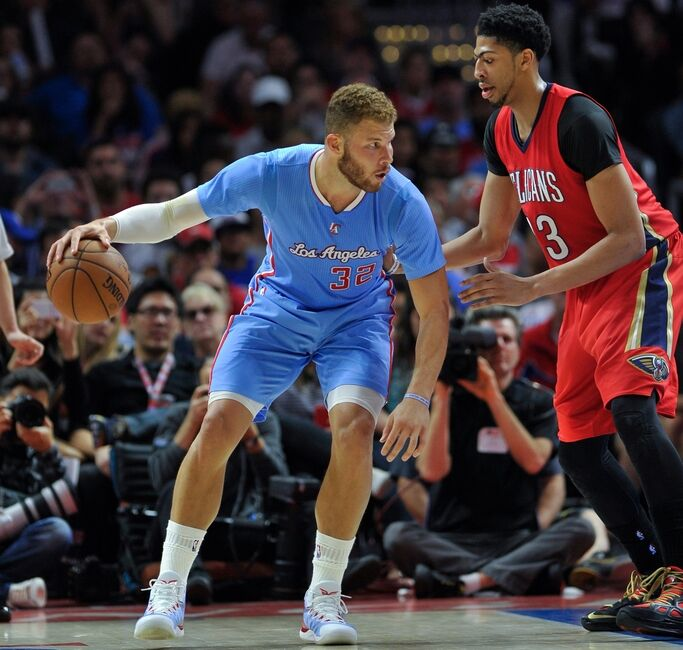 Game 1 Denver Nuggets Los Angeles Clippers: NBA: Anthony Davis, Top Power Forwards In 2015-16