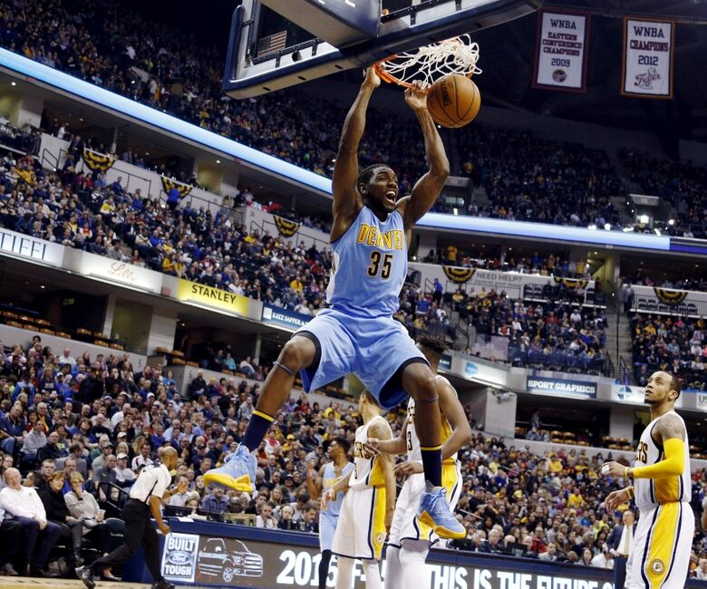 Toronto Raptors Should Trade For Kenneth Faried