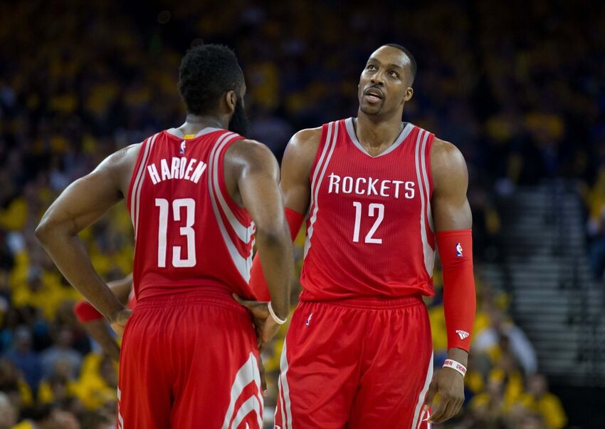 fc0a25a92e07 Houston Rockets  Moving On From Dwight Howard