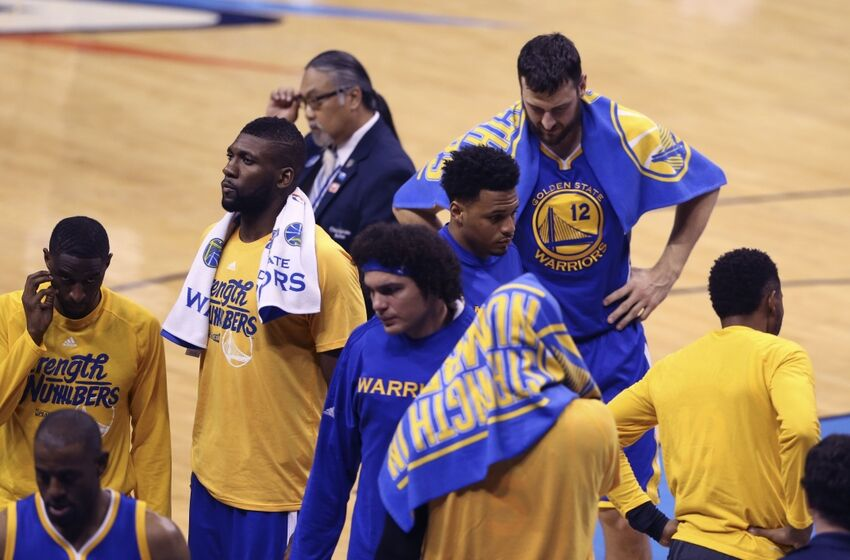 f77ffe1d469 Golden State Warriors Struggle With Villain Role