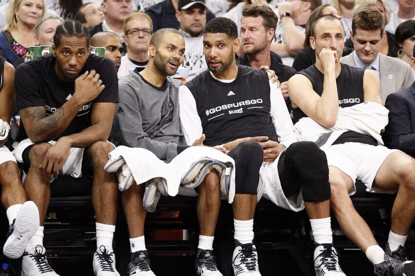San Antonio Spurs The Price of Loyalty