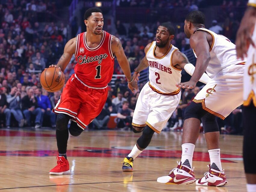 e102db71113 Derrick Rose  Top 5 Moments With The Chicago Bulls