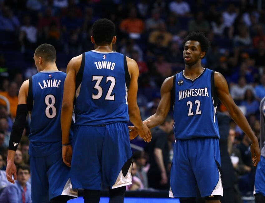 149a5ae68c6 Minnesota Timberwolves: The NBA's Dark Horse This Year
