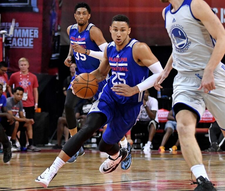 NBA: Favorites For Rookie Of The Year After Ben Simmons Injury