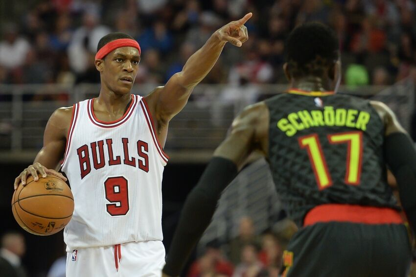 893840f9199a Chicago Bulls  Rajon Rondo Proving to Be Upgrade Over Derrick Rose